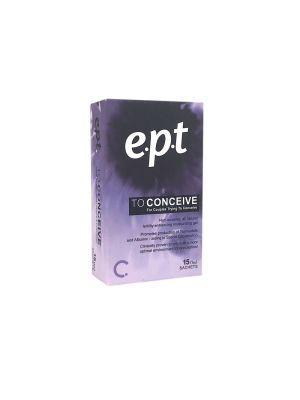 e.p.t.® ToConceive Gel, 15 Count